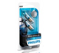 Лампа Philips H6W Blue Vision Ultra 12036bvb2
