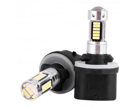 Светодиодная лампа H27/1 880  30 smd с линзой