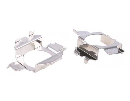 Переходник для крепления светодиодной лампы Audi/ BMW/ Mercedes/ Nissan/ SAAB/ VW ближний свет H7 тип-1 (2шт)