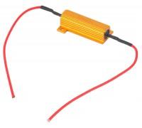 Обманка светодиодов (резистор) 50w