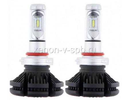 Светодиодные лампы x3-поколение HB3/9005/H10 50w 6000лм ZES led