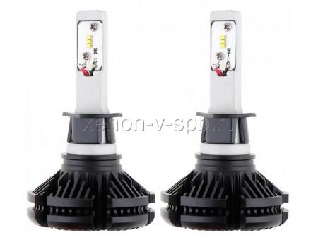 Светодиодные лампы x3-поколение H1 50w 6000лм ZES led