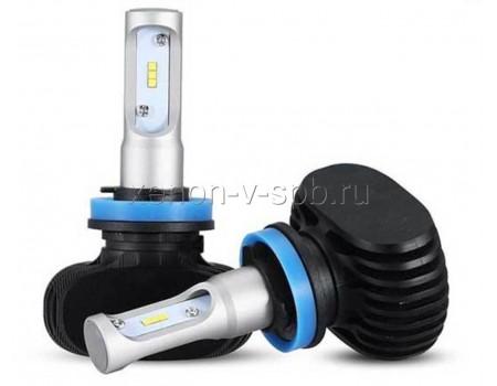 Светодиодные лампы H8/H9/H11/H16 50w 4000лм CSP Led