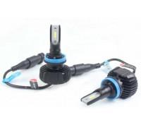 Светодиодные лампы S1 Plus -поколение H8/ H9/ H11/ H16 40w 9000лм CSP- Y19