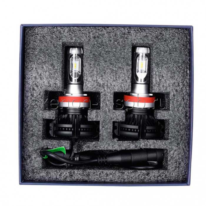 Светодиодные лампы h9 купить