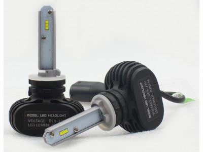 Светодиодные лампы S1 Plus -поколение H27/881 40w 9000лм CSP- Y19