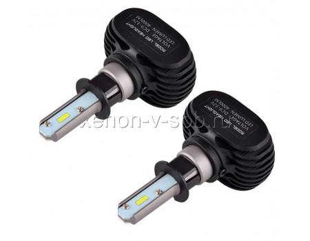Светодиодные лампы H3 50w 4000лм CSP Led