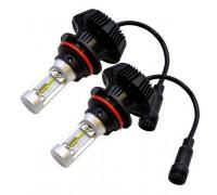 Светодиодные лампы HB5 50w 8000лм Luxeon Z-ES