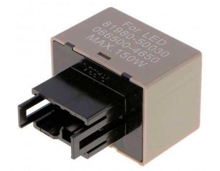 Реле указателей поворота для светодиодных ламп CF18 81980-50030, 066500-4650 Toyota Lexus