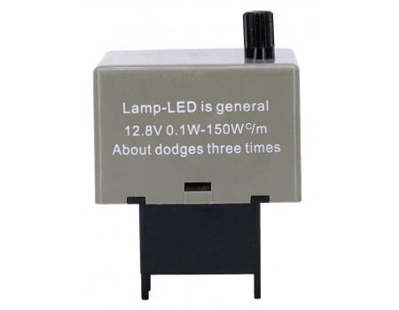 Реле указателей поворота для светодиодных ламп CF18 с регулировкой 81980-50030, 066500-4650 Toyota Lexus