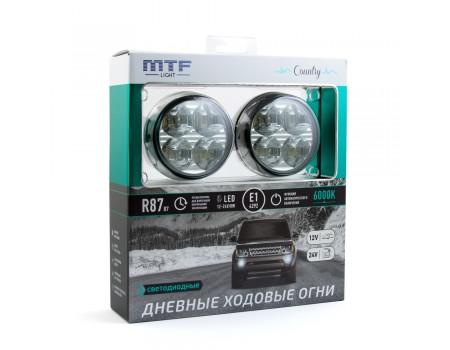 Светодиодные дневные ходовые огни MTF Light Country