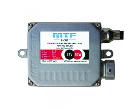 Блок розжига MTF Light CAN-BUS 12V 50W