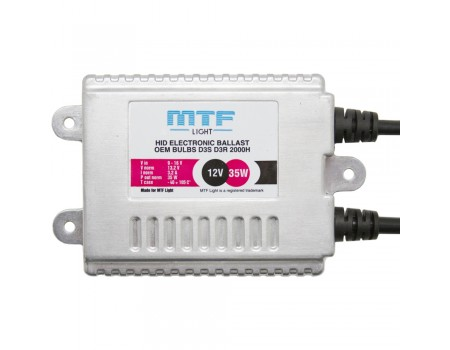 Блок розжига MTF Light D3S/D3R