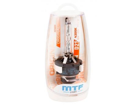 Ксеноновая лампа D2S MTF Light 4300k 5000k 6000k