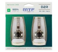 Ксеноновая лампа D2R MTF Night Assistant +100% 4800k nabd2r 2шт