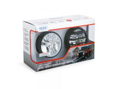 Светодиодные противотуманные фары MTF Light  FLR90