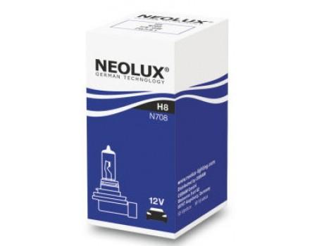 Галогенная лампа Neolux Standart H8 12v 35w n708