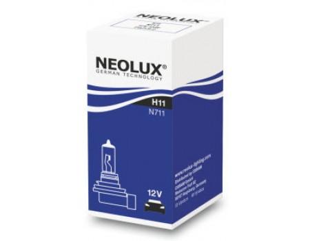 Галогенная лампа Neolux Standart H11 12v 55w n711