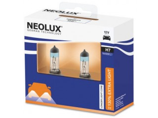 Новинка Neolux Extra light +130% H7, H4, H1