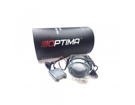 """Светодиодный Би-модуль Optima Professional Bi-LED """"3.0"""" 5100K (комплект 2 шт.)"""