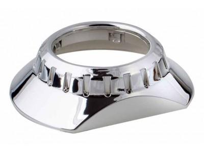 Декоративная бленда (маска) для линзы 3 дюйма круглая со скосом 7539 (2шт)