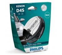 Ксеноновая лампа D4S Philips X-treme Vision gen2 +150% 42402xv2s1 42402xv2c1