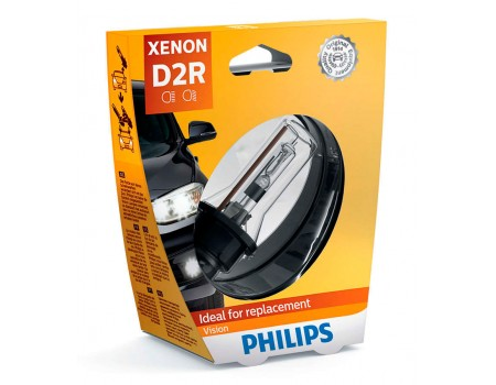 Ксеноновая лампа D2R Philips Vision Original 85126vis1 85126vic1