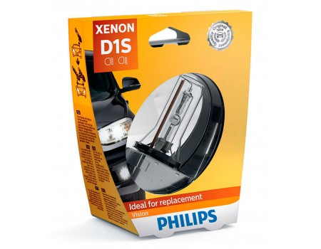 Ксеноновая лампа D1S Philips Vision Original 85415vis1 85415vic1