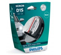 Ксеноновая лампа D1S Philips X-treme Vision gen2 +150% 85415xv2s1 85415xv2c1