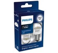 Светодиодная лампа Philips P21W X-tremeUltinon LED gen2 12/24v белая 11498XUWX2