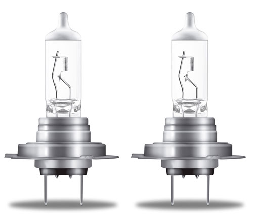 Новинка от Osram лампы Night Breaker Silver +100% H7, H4, H1 и H11